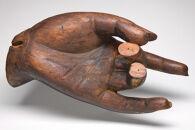 Left Hand of a Colossal Amida Buddha