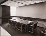 [Typical conference room alcove], Digital Object