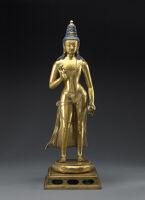 Standing Bodhisattva Maitreya
