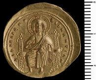 Histamenon of Romanus III, Constantinople
