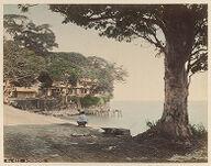 Work 6 of 48 Title: Honmoku Creator: Tamamura, Kozaburo Date: ca. 1885