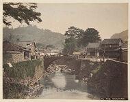 Work 9 of 48 Title: Nagasaki Creator: Tamamura, Kozaburo Date: 188-?