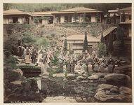 Work 17 of 48 Title: Miyanoshita Creator: Tamamura, Kozaburo Date: ca. 1890