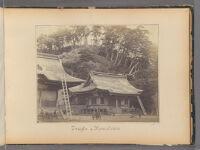 Work 19 of 47 Title: Temple of Kamakura Creator: Beato, Felice Date: 1867?