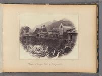 Work 24 of 47 Title: View in upper part of Nagasaki Creator: Beato, Felice Date: 1867?