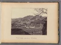 Work 28 of 47 Title: Yarimigi on the road to Hadoji Creator: Beato, Felice Date: 1867?
