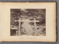 Work 34 of 47 Title: Temple of Attangayama Creator: Beato, Felice Date: 1867?