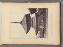 Work 36 of 47 Title: Pagoda at the temple of Kamakura Creator: Beato, Felice Date: 1867?