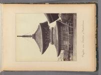 Work 36 of 47 Title: Pagoda at the temple of Kamakura Creator: Beato, Felice Date: 1867?