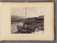 Work 37 of 47 Title: Japanese junk Creator: Beato, Felice Date: 1867?