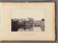 Work 39 of 47 Title: Hiyen [i.e. Hizen] palace, Yedo Creator: Beato, Felice Date: 1867?