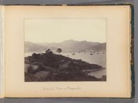 Work 40 of 47 Title: General view of Nagasaki Creator: Beato, Felice Date: 1867?