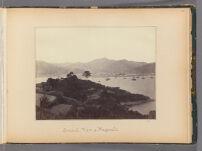Work 40 of 47 Title: General view of Nagasaki Creator: Beato, Felice Date: 1867?