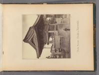 Work 45 of 47 Title: Bell house, temple of Kawasaki Creator: Beato, Felice Date: 1867?