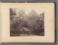 Work 47 of 47 Title: Bell house, Yedo Creator: Beato, Felice Date: 1867?