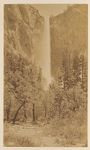 Work 36 of 58 Title: Bridalveil Fall, Yosemite Creator: Fiske, George Date: ca. 1884