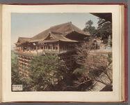 Work 11 of 58 Title: Kiyomizu temple, Kioto Creator: Yokoyama, Matsusaburo Date: 187-?
