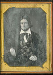 Daguerreotypes ‡ Langenheim, Frederick, 1809-1879 and William Langenheim, 1807-1874, photographers. Half plate daguerreotypes of Maria Lowell and James Russell Lowell : Philadelphia, Digital Object
