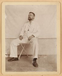 Dr. Charles B. Darling. 1st House Surgeon when Hospital moved to Brookline