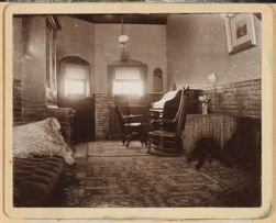 Dr. Baker's private office on 2nd floor