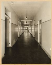 Parkway Hospital - Corridor on 2nd Floor