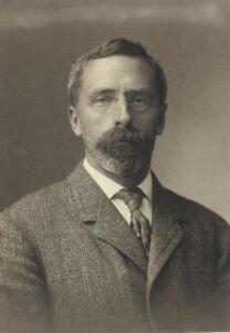 William Zebina Ripley, [photographic portrait, ca. 1910] Digital Object