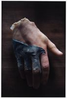 Paul Thek Studio Shoot, Hand Sculpture 2