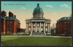 Boston City Hospital. ca.1910. Digital Object