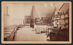 [View of operating room in Ward M.], c1886. Digital Object