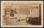 [View of operating room in Ward M], ca.1886. Digital Object