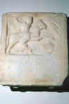 Grave relief with Thracian rider