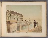 Work 1 of 50 Title: Hotel (Yokohama) Creator: Tamamura, Kozaburo Date: ca. 1885