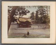 Work 8 of 50 Title: Uyeno, Tokio Creator: Tamamura, Kozaburo Date: ca. 1880