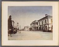 Work 14 of 50 Title: Honmachi-dori, Yokohama Creator: Tamamura, Kozaburo Date: ca. 1885