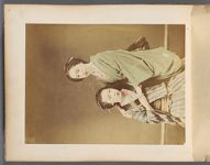 Work 50 of 50 Title: Two young Japanese women Creator: Stillfried, Baron Raimund von Date: ca. 1876