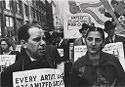 Untitled (Stuart Davis And Roselle Springer Among Artists' Union Demonstrators, Division Ix, May Day Parade, Communist Party Route, Twenty-Fifth Street Between Fifth And Sixth Avenues, New York City)