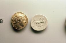 Macedonian gold stater