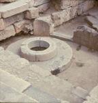 Kallichoron Well, Great Roman Forecourt, Eleusis, Attica, Greece