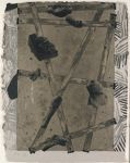Panel D; Four Panels from Untitled 1972 (Grays and Black)