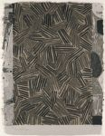 Panel A; Four Panels from Untitled 1972 (Grays and Black)