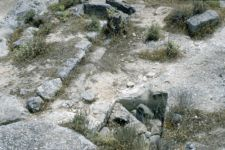 Rachi settlement, Isthmia, Peloponnesos, Greece