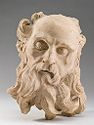 Head Of Saint Jerome