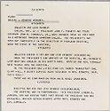 First Day -- November 22, 1963, Pp. 1, 2
