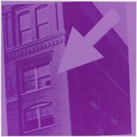 Texas School Book Depository in Purple