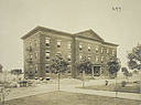 Charity, Aged: United States. New York. New York City. Home for Aged and Infirm, Brooklyn Division, Flatbush: Home for Aged and Infirm, Brooklyn Division, Flatbush (New York City Almshouse System): Hospital Nurses Home.   Social Museum Collection