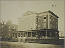 Charity, Aged: United States. New York. New York City. Home for Aged and Infirm, Brooklyn Division, Flatbush: Home for Aged and Infirm, Brooklyn Division, Flatbush (New York City Almshouse System): House for Internes.   Social Museum Collection