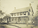 Charity, Aged: United States. New York. New York City. Home for Aged and Infirm, Richmond Division, Staten Island: Home for Aged and Infirm, Borough of Richmond Division, Staten Island (New York City Almshouse System): Superintendant's Quarters.   Social Museum Collection