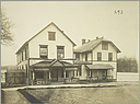 Charity, Aged: United States. New York. New York City. Home for Aged and Infirm, Richmond Division, Staten Island: Home for Aged and Infirm, Borough of Richmond Division, Staten Island (New York City Almshouse System): Women's Building.   Social Museum Collection