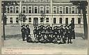 Charity, Children: Belgium. Ghent. Orphelinat de garçons: Social Conditions in Belgium: 1905: Gand. - Orphelinat de Garçons. III. - Section maternelle.   Social Museum Collection