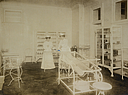 Charity, Hospitals: United States. New York. New York City. Metropolitan Hospital, Blackwell's Island: Metropolitan Hospital, New York City: Operating Room..   Social Museum Collection